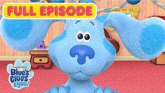 Blue's Clues & You! FULL EPISODE! Happy Birthday Blue!