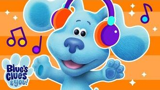 Josh & Blue's Music Playlist! Ep. 1 Nursery Rhymes and Sing Alongs Blue's Clues & You!