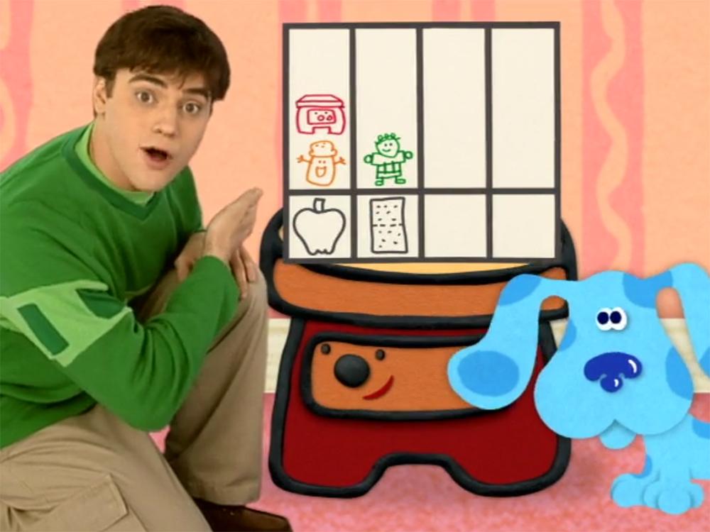 blues clues gingerbread boy. Beautiful Gingerbread Blues Clues Gingerbread Boy Inside M