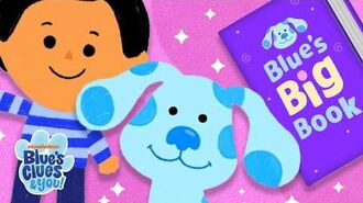 Story Time with Josh & Blue 2 📖Playing Blue's Clues Blue's Clues & You!