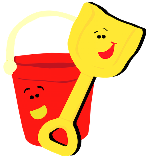 shovel and pail blues clues. Blue\u0027s Clues Shovel And Pail Vector.png Blues U