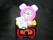 Blue's Clues Sidetable Drawer and Tickety Tock Toy - 2000 Fisher-Price