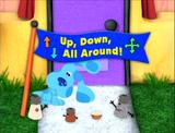 Up, Down, All Around!