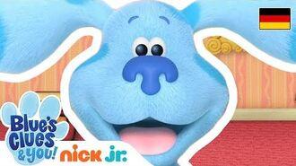 Blue hat große Neuigkeiten für uns Blue's Clues & You!