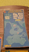 Big Blue And Just For You Volume 3 VHS