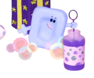 Blue's Clues Slippery Soap Younger