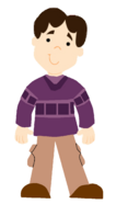 Joe (2002-2007) (Purple)