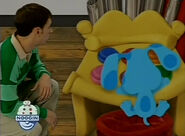 ELEPHANT - ELEPHANT TRUMPETING, THREE TIMES, ANIMAL, Blue's Clues 3