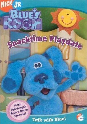 Snacktime Playdate DVD
