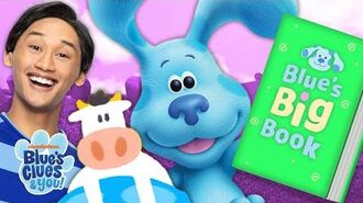 "Story Time with Josh & Blue 6 📖 ""Blue MacDonald Had a Farm"" Blue's Clues & You!"