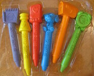 Blue's Clues Character Crayons