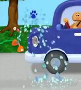 Blue's Big Car Trip Water