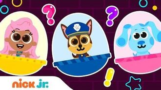 Know Your Nick Jr. w PAW Patrol, Blue's Clues & You & Bubble Guppies! 🤓 Ep. 2 Nick Jr.
