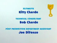 Blue's Clues Shovel Credits
