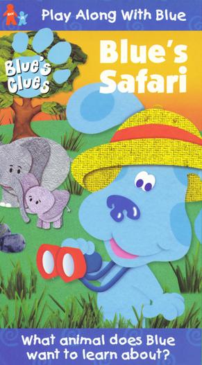 Blue'sSafari