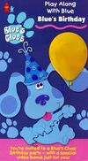 Blue's Clues, Blue's Birthday (VHS, 1998)