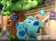 Nick Jr's Blue's Clues Blue's Room Blue and Moona