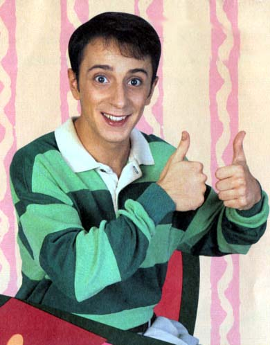 Image result for steve from blue's clues
