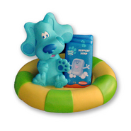 Blue's Clues Slippery Soap Floating Dish - 2000