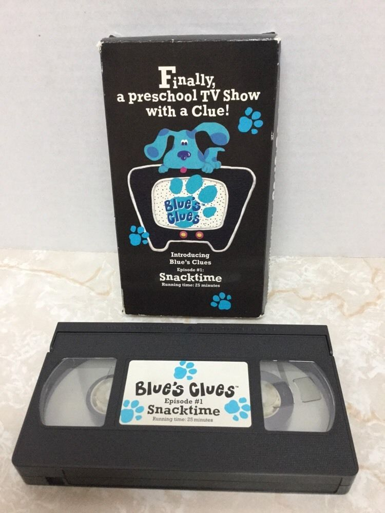 List Of Blues Clues Videos Blues Clues Wiki Fandom Powered By