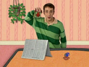 Blue's Clues Paprika Clue