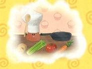 Blue's Clues Paprika Cooking