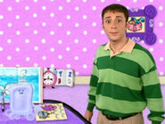 Blue's Clues Slippery Soap and Tickety Tock with Books
