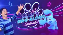 Blue s sing along spectacular