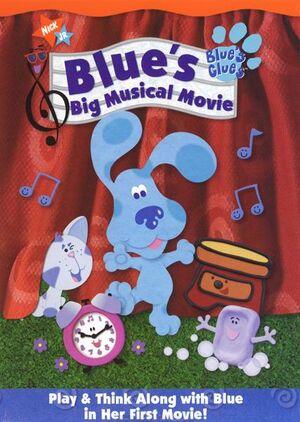 BluesBigMusicalMovieDVD