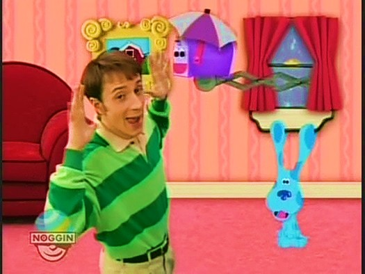 What Does Blue Want To Do On A Rainy Day Blue S Clues
