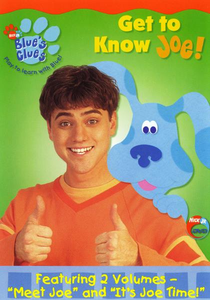 Get to Know Joe! | Blue's Clues Wiki | FANDOM powered by Wikia