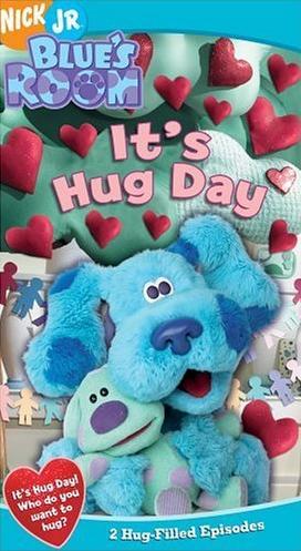 It's Hug Day VHS