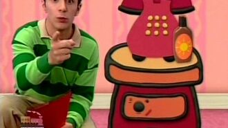 Blue's Clues - 3x12 - Pool Party!