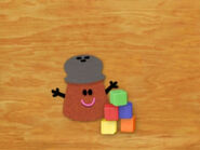Blue's Clues Paprika with Blocks
