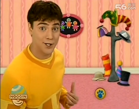 Image A Brand New Game 006 Jpg Blue S Clues Wiki