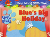 Blue's Big Holiday (VHS)