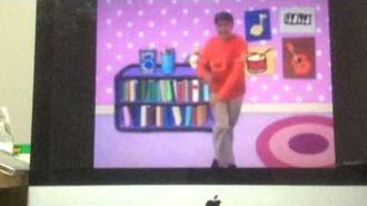 Blue's Clues Skidoo Back Home - Picture Of Piano