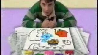 Blue's Clues Promo- Play Along (1996)