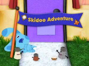 Skidoo adventure title card