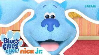 Blue tiene una gran noticia para nosotros Blue's Clues & You!