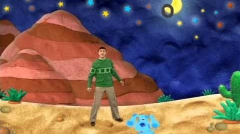 Blue's Clues - Blue's Clues - Skidoo Adventure