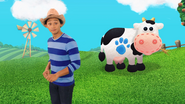 Meet Josh! Cow Clue