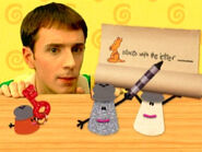 Blue's Clues Paprika with Key