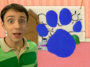 Blue's Play Pawprint Cleanup A