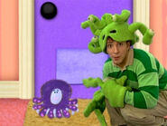 Blue's Clues Slippery Soap Octopus Costume