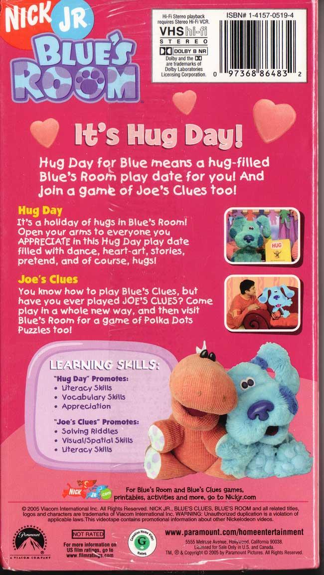 It's Hug Day | Blue's Clues Wiki | FANDOM powered by Wikia