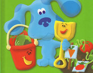 Blues Clues Shovel and Pail Book Cover