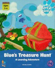 Blue'sTreasureHunt