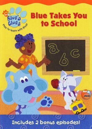 Bluetakesnobodytoschool