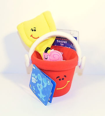 mailbox blues clues plush. File:Blue\u0027s Clues 2000 Eden Plush Shovel And Pail \u0026 Pail\u0027s Secret To Gardening Mailbox Blues O